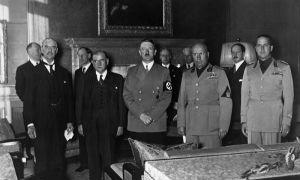Мюнхенское соглашение 1938 года