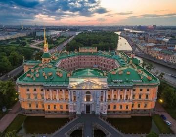 Михайловский или Инженерный замок