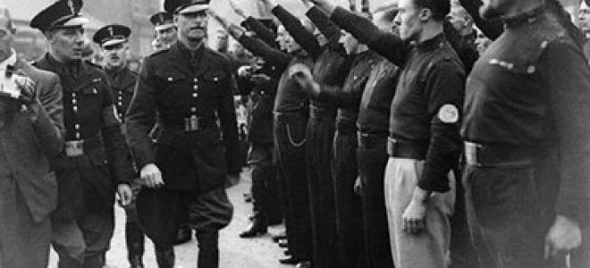 Фашизм в Англии