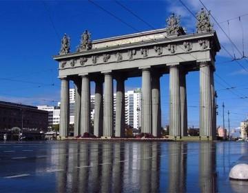 История Московских триумфальных ворот
