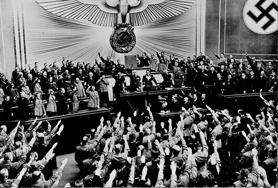 Подписание протокола аншлюза австрии март 1938