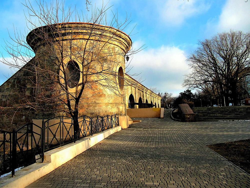 Крепость Ени-Дунья