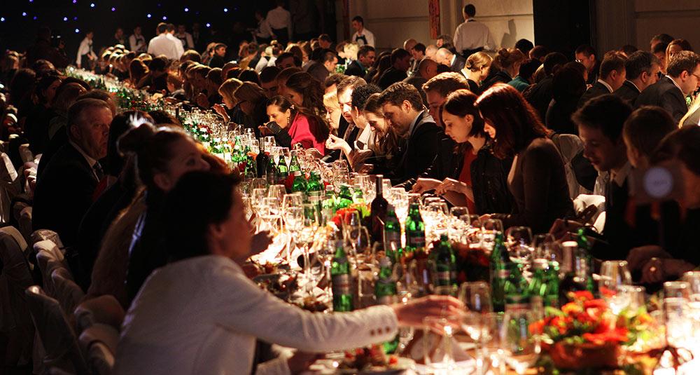 Кулинарные фестиваль во Львове