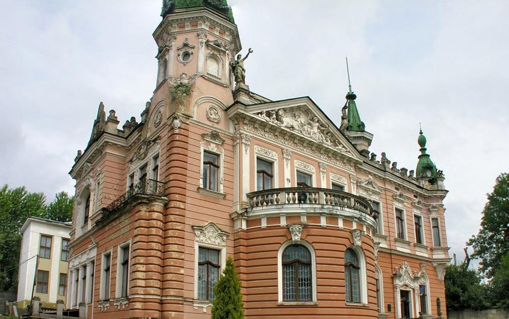 Национальный музей Львова