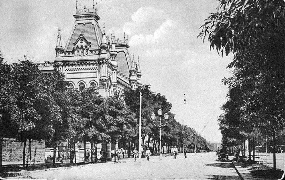 Одесса - начало 20-го века