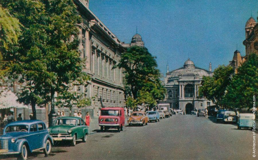Одесса в советский период