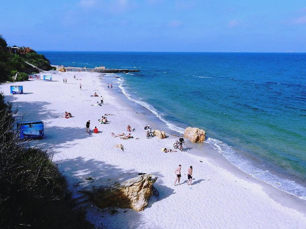 Пляж Одессы
