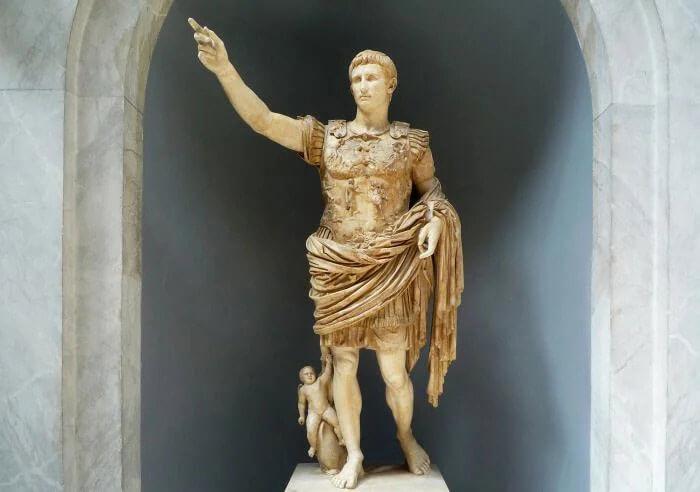 Основатель Рима - Ромул