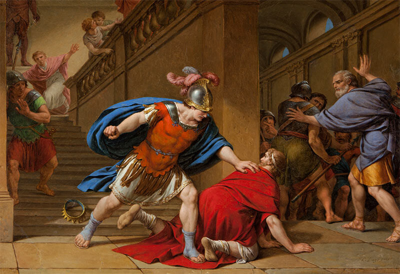Убийство Сервия Туллия