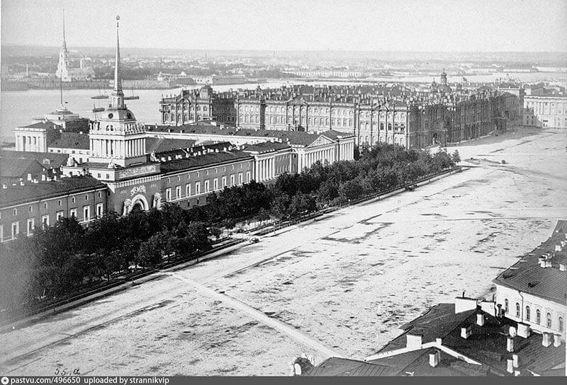 Адмиралтейство 19 век