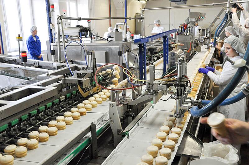 Фабрика мороженого Петрохолод