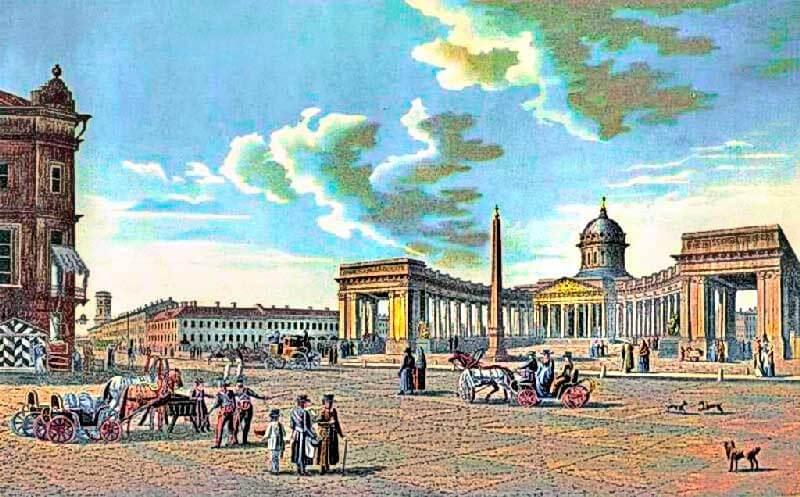 Казанский собор 19 век