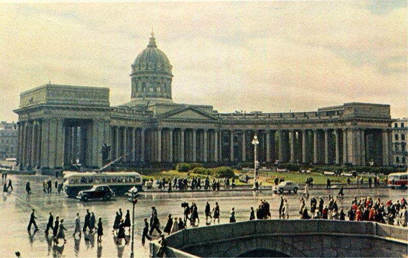 Казанский собор - Советское время