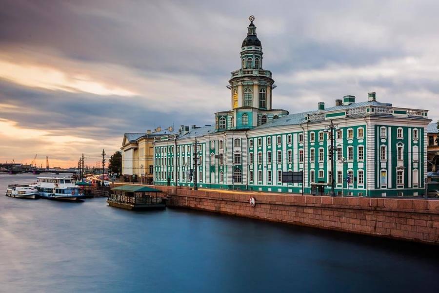 2021-07, Тур в Санкт-Петербург из Тольятти в июле, 7 дней (B)