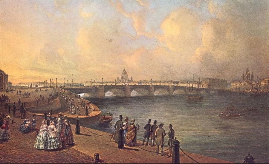 Петербург при Екатерине II