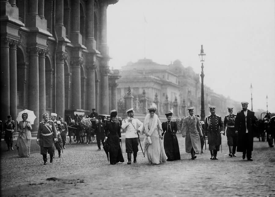Петербург при Николае II