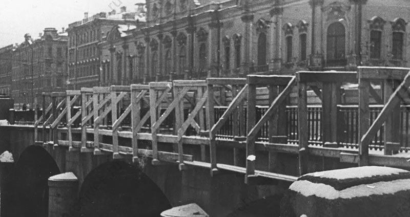 Реконструкция Аничкова моста