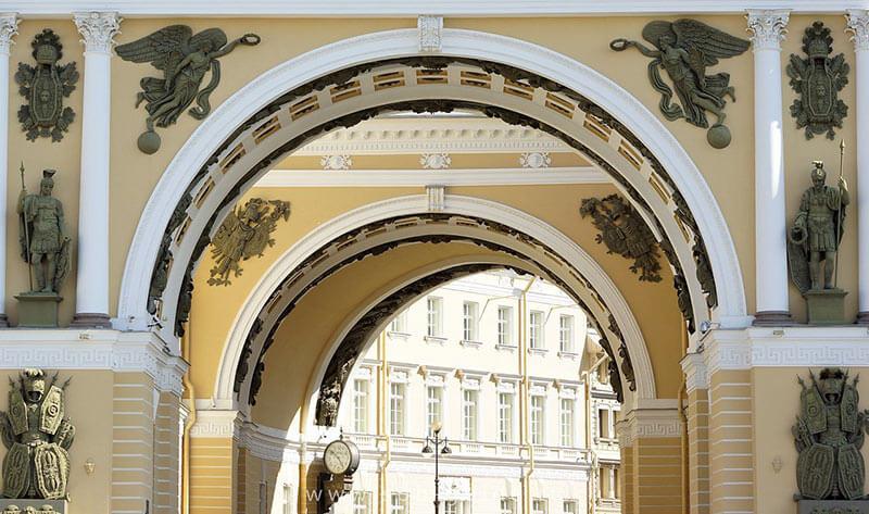 Триумфальная арка Адмиралтейства