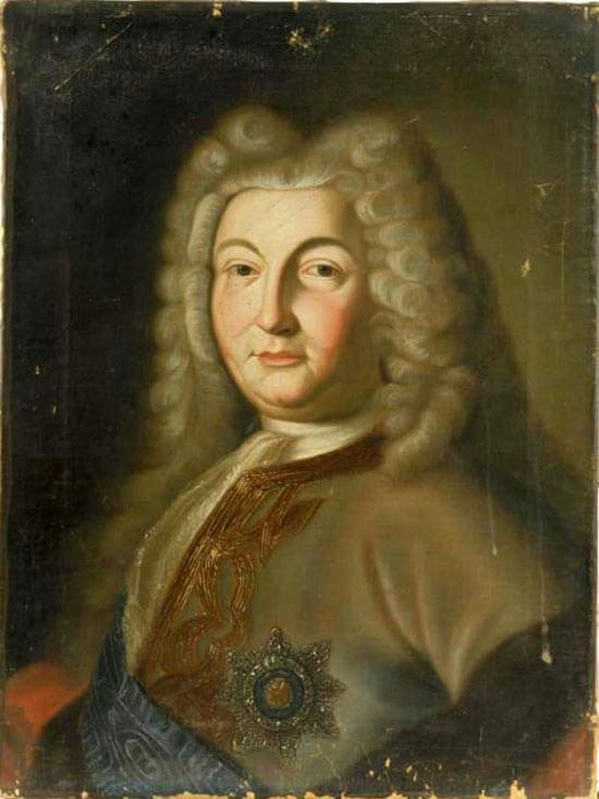 Графа Остерман - портрет