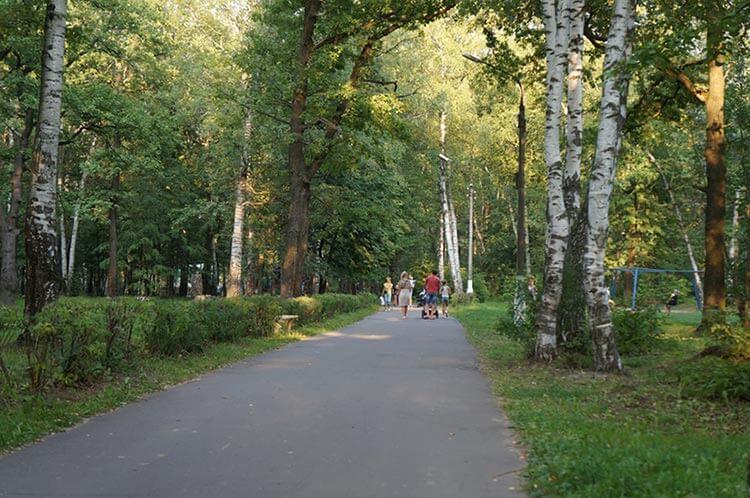 Древлянский парк