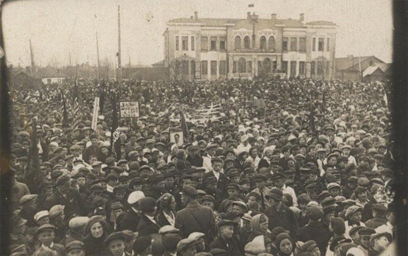 Коростень 1935 год