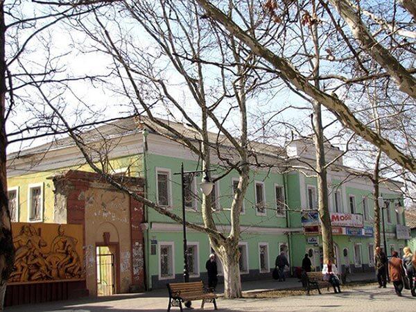 Свято-Екатерининский собор - город Херсон
