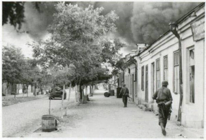 Херсон 1941 год