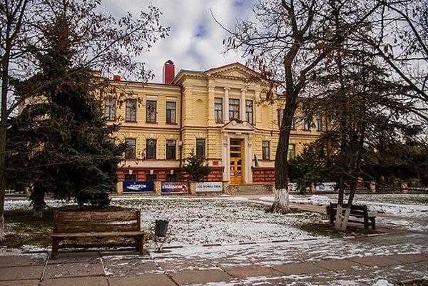 Херсонский краеведческий музей