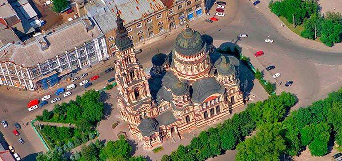Благовещенский кафедральный собор - Харьков