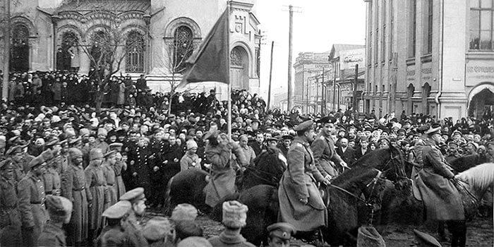 Харьков - революционный период