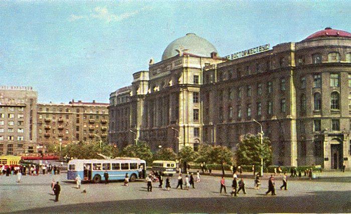 Харьков в советский период