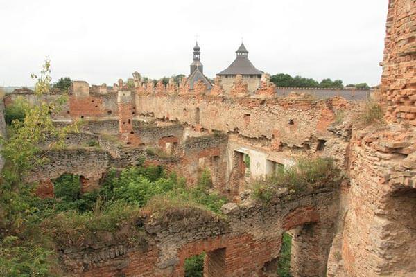 Харьковская крепость - современность