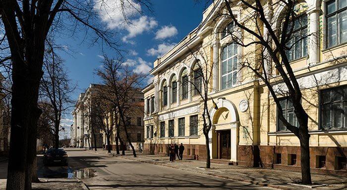 История Харькова