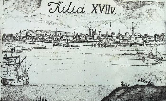Килия: история, архитектурные памятники, карта, погода