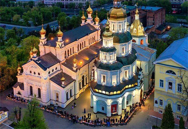 Покровский собор - Харьков